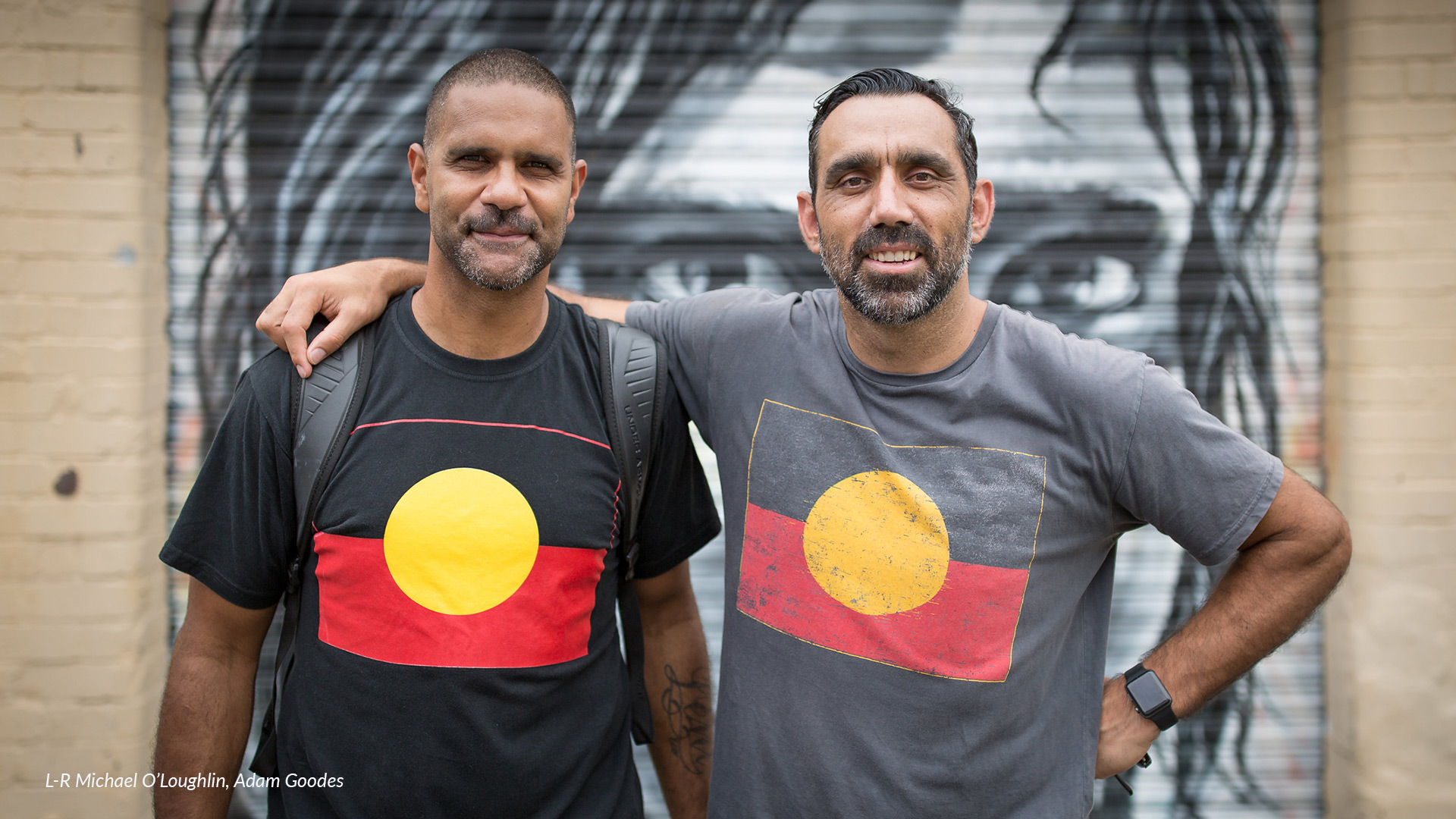 Adam Goodes & Stan Grant Documentary The Australian Dream to open Melbourne International Film Festival